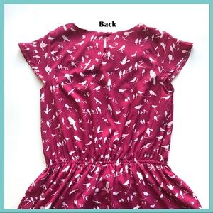 Anthropologie Dresses - YUMI Girl UK Dress Magenta New Anthropologie